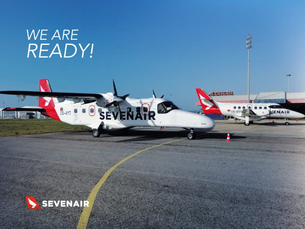 Charter Flight Sevenair Portugal